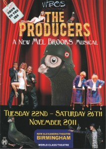 The Producers 2011 - Cover(small)