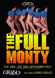 The Full Monty Leaflet for Youth